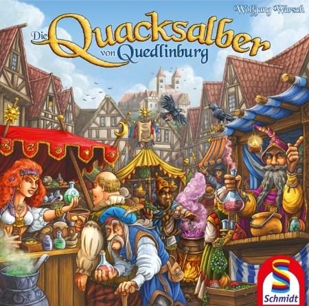 Test: Die Quacksalber von Quedlinburg