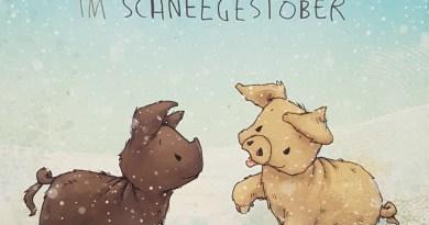 Rezension: Krümmel & Fussel im Schneegestöber