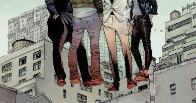 Comic-Rezension: The Magic Order