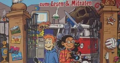 Rezension: Super viele Krimi-Comics zum Lesen & Mitraten