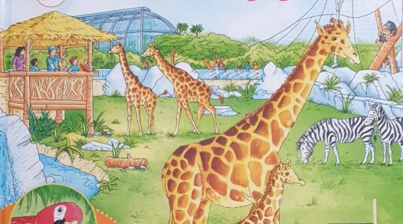Rezension: Was ist Was Junior – Im Zoo
