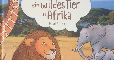 Rezension: Stell dir vor, du wärst…ein wildes Tier in Afrika