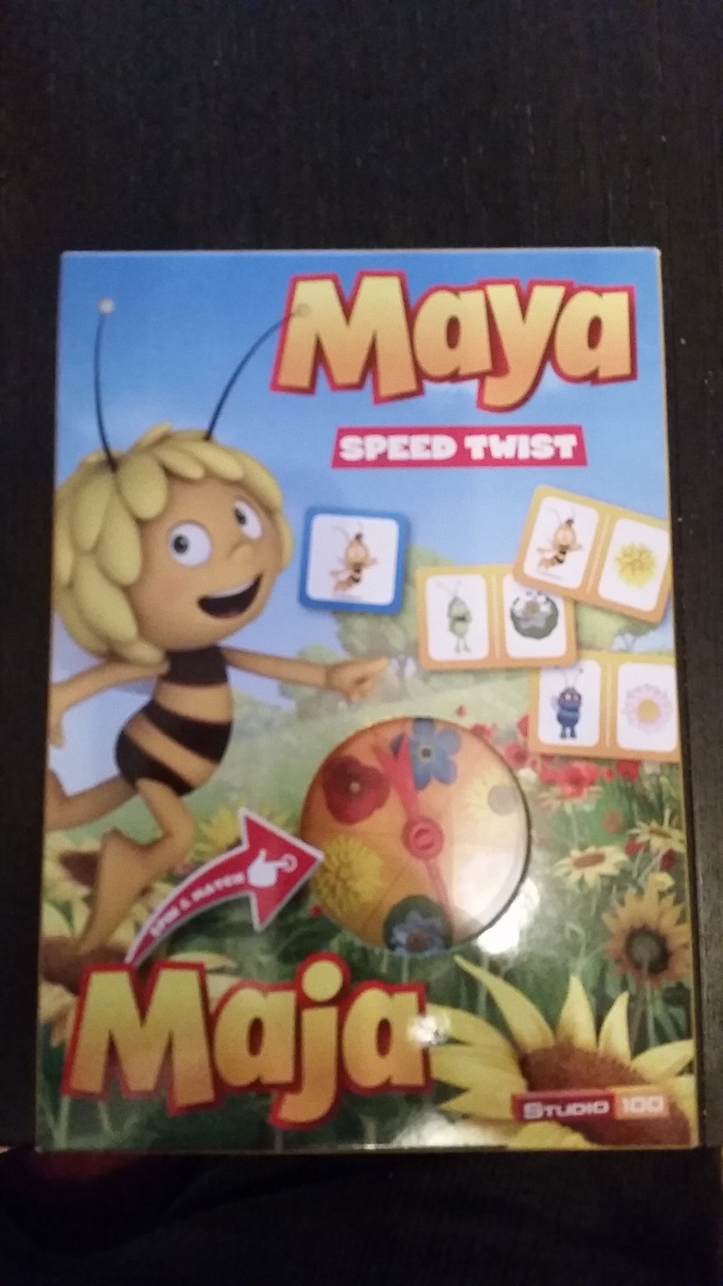 Biene Maja Speed Twist