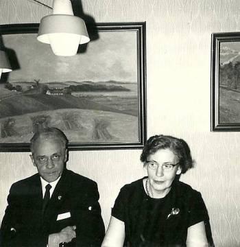 Niels Kristian og Cilia