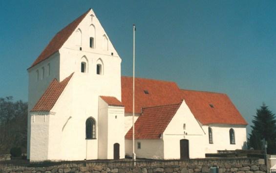 Øksendrup Kirke