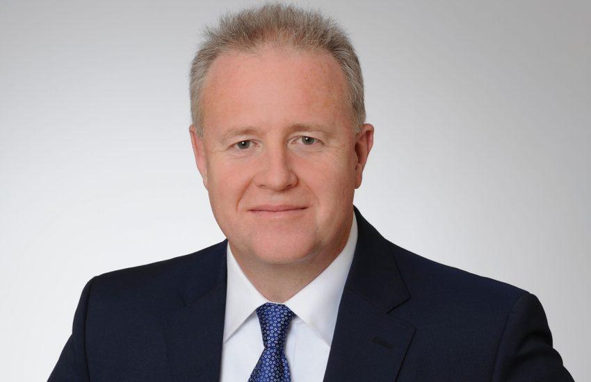 Jürgen Lindhard, CFO R. Stahl AG