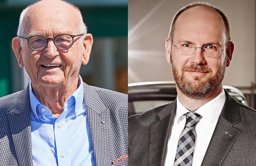 Hans-Heiner Müller und Bastian Müller