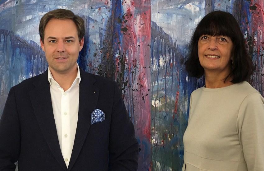 Dr. Marco Henry Neumueller und Dr. Rena Haftlmeier-Seiffert