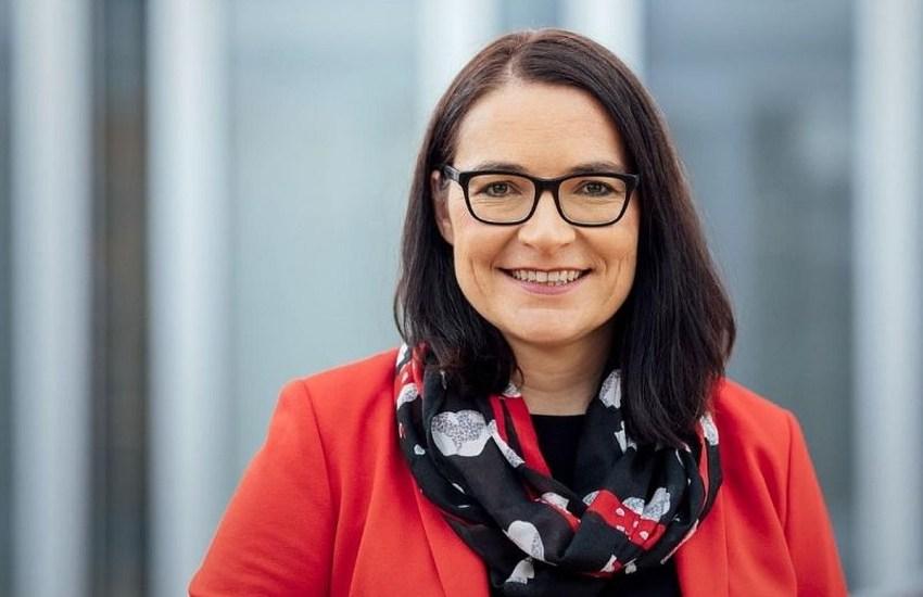 Das Stiftungsunternehmen Zeppelin bestätigt Arbeitsdirektorin Alexandra Mebus (43) bis Juni 2026 im Amt
