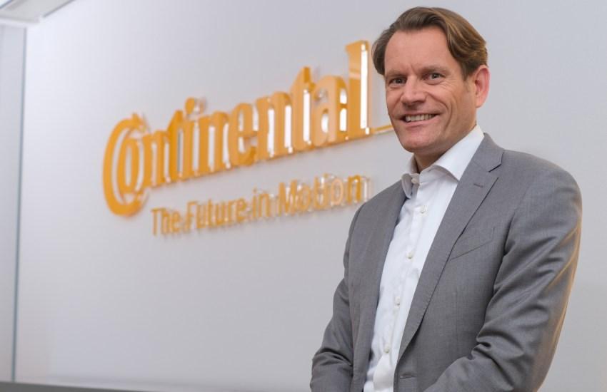 Nikolai Setzer (49) wird Vorstandsvorsitzender von Continental