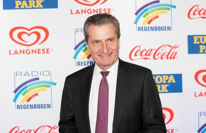Günther H. Oettinger wird Mitglied des Aufsichtsrats im Familienunternehmen Herrenknecht