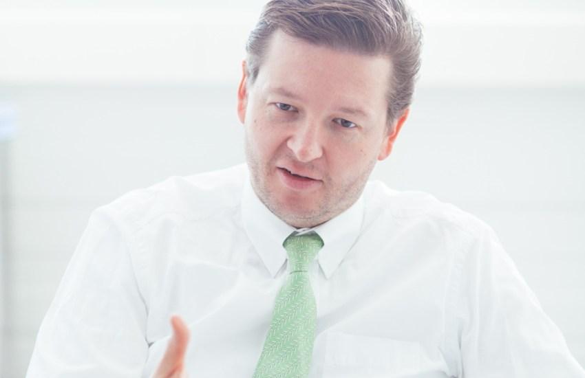 Das Familienunternehmen Otto holt Strategie-Experten Christoph Schulte (43) an Bord