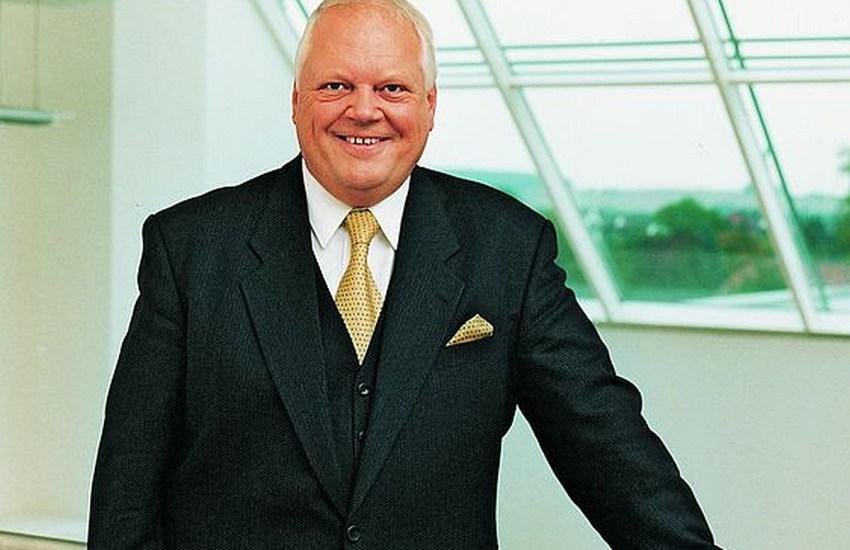 Der Familienunternehmer Georg Nolte begeht seinen 80. Geburtstag