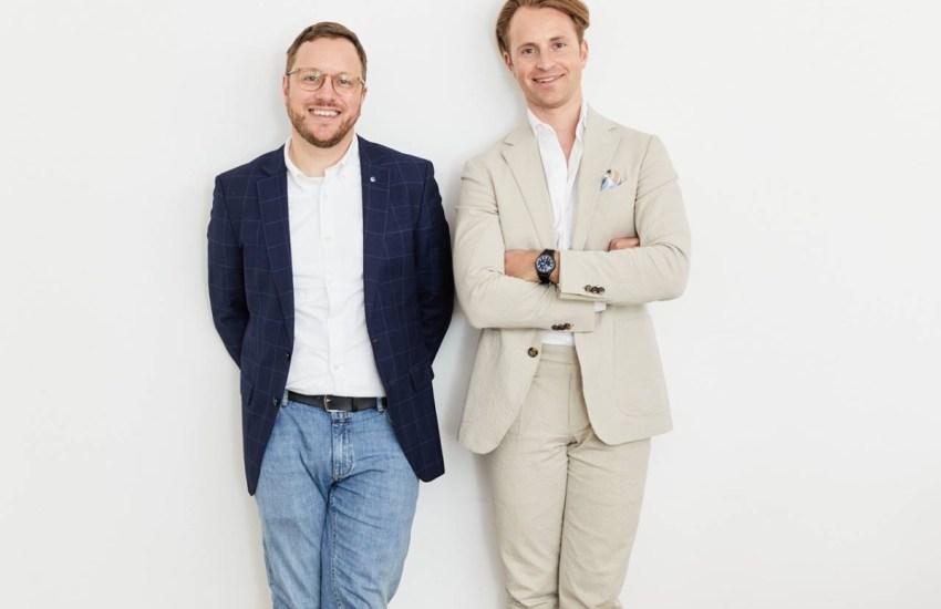 Philipp Kroschke und Felix Kroschke,