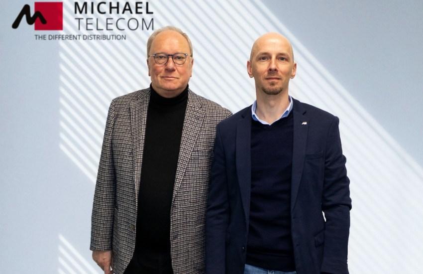 Siegfried Michael und Oliver Hemann (MichaelTelecom)
