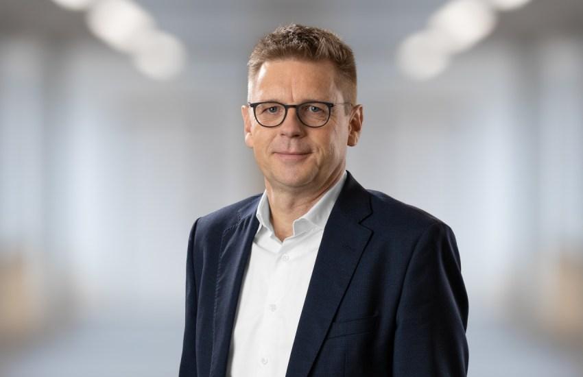 Dr. Mats Gökstorp / SICK AG