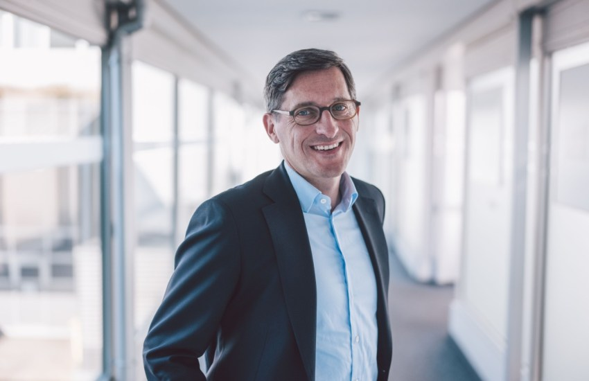 Klaus Geißdörfer (Familienunternehmen ebm papst)