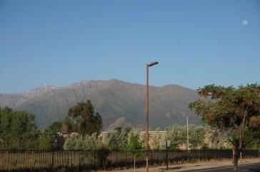 Santiago de Chile, im Viertel Puento Alto