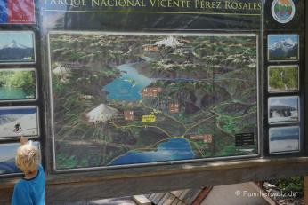 Im Nationalpark Vicente Perez Rosales