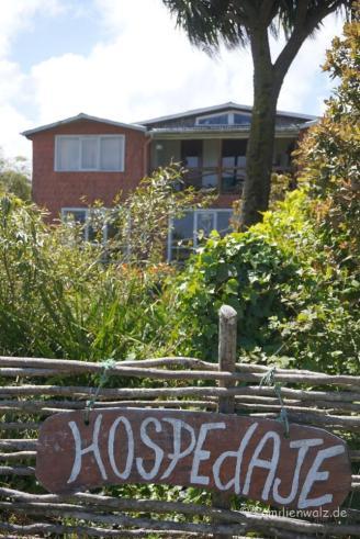 Pension Los Senderos de Chepu,Chiloé