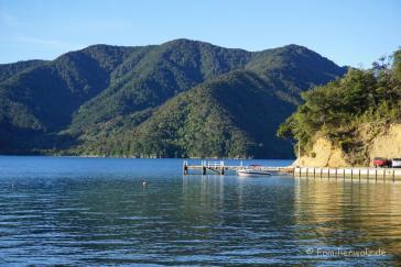Momorangi-Campground/ Südinsel