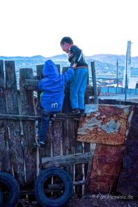 Was ist eigentlich Zuhause? Sieben elementare Zutaten - Bei Begzsuren in Ulan-Bator, Mongolei