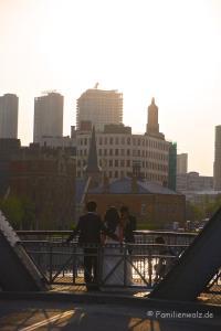 Shanghai - Willkommen in der Zukunft - Garden Bridge