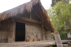 Im Vietnam Museum of Ethnology in Hanoi