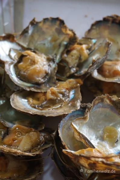 In einer Perlenmanufaktur auf dem Weg in die Halong Bucht