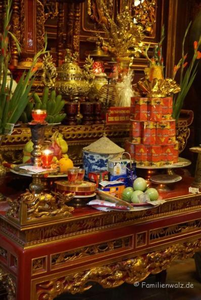 Taoistischer Tempel in Hanoi