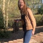 Aisling Coase at Botanics