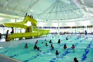 Macdonald Aviemore Highland Resort_slide pool