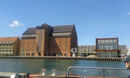 Canal views