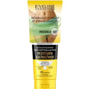EVELINE Slim Extreme 4D, serum skoncentrowane, 250ml
