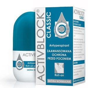 Activblock Classic, roll-on, 25ml