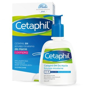 CETAPHIL EM, emulsja micelarna do mycia, 236ml