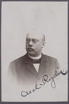 Axel Rydin