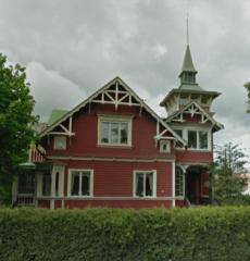 Villa Haganäs.