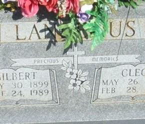 Gilbert & Cleo i Winslow