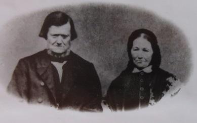 Johannes Zachrisson & Maja Stina Gustafsdotter.