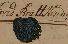 Handelsparet som skilde sig i mitten av 1700-talet