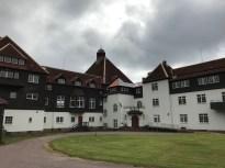 Romanäs Sanatorium. Foto: Esben Alfort 2019.