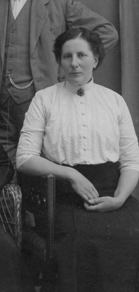 Anna Sofia Ahlfort.