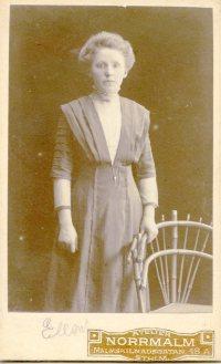 Ellen Johansson.