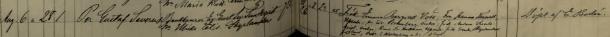Per Gustaf Severus' dop 1890. Vittnen: Frök. Emma Bergvall, Vase(?), Fru Hanna Theorell, Upsala, Hr Edv. Brunberg(?), Örebro, Frök. Andrea Sundequist, Örebro, Kand. Fr. Hultman, Upsala, Frök. Eva Styrlander, Ösund, Dokt. E. Westerberg o hu i Ösund. Östersund församling.