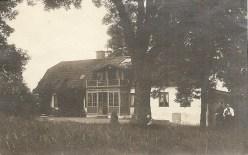 Eksund på ett vykort skickat till Maria Sjöström av Louise Rydberg f. Asperén 1909 eller 1910.
