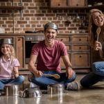 famille enfant et musique