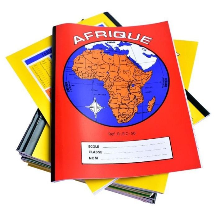 cahiers afrique