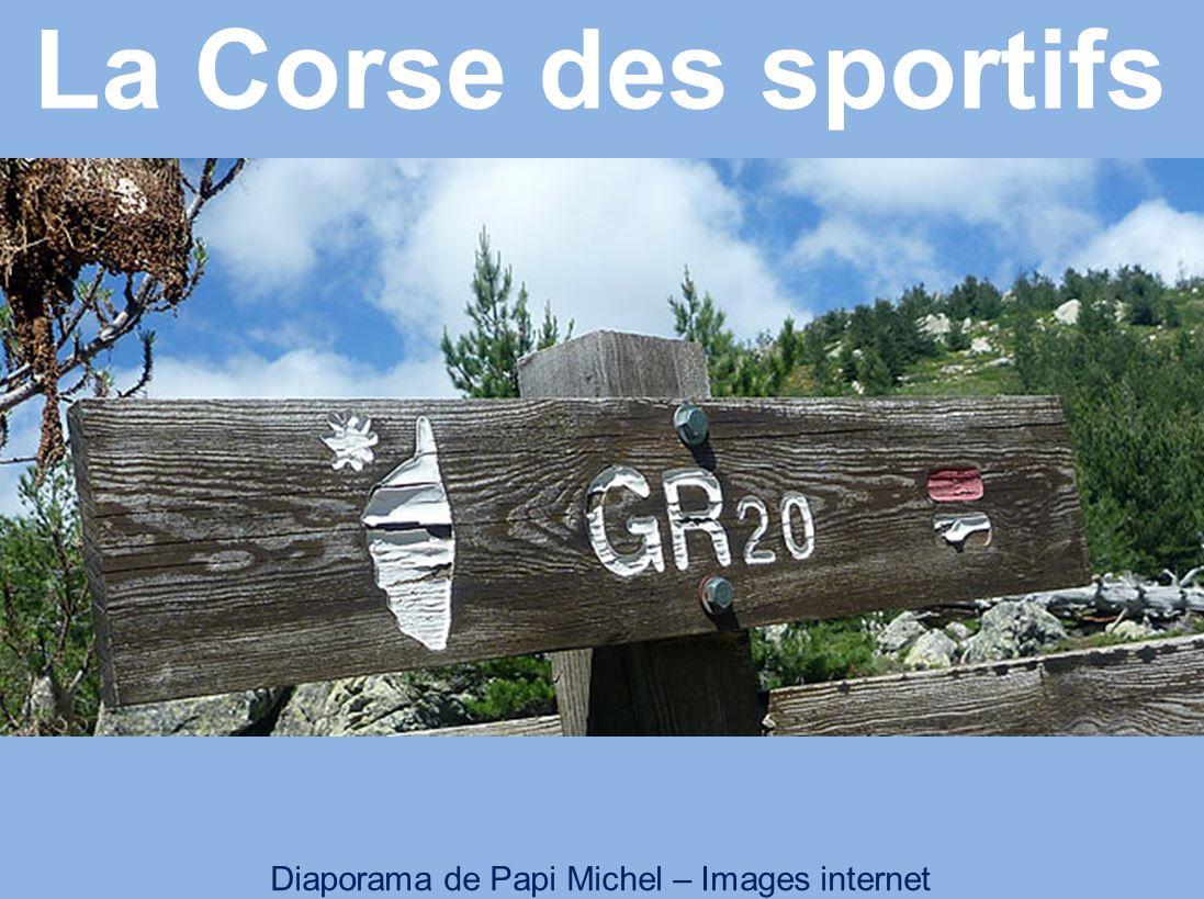 La Corse des sportifs – GR 20