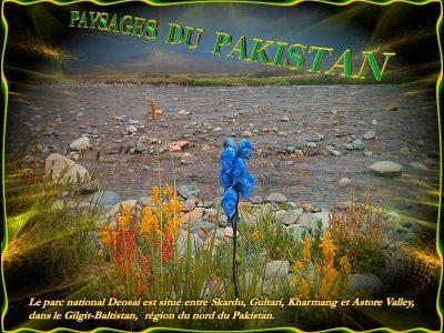 Paysages du Pakistan